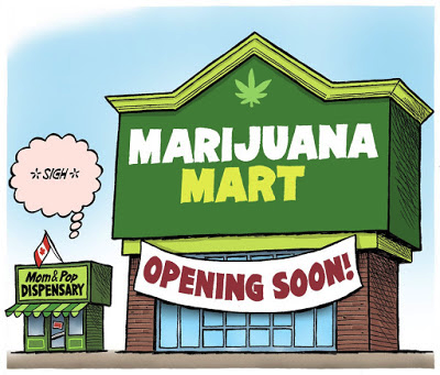 marijuana financing